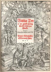 Biblia letra Ø