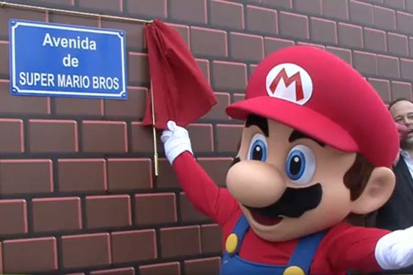 Avenida de Súper Mario