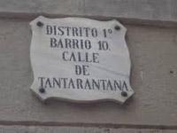 Calle de Tantarantana