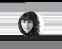 elena, directora de agencia de comunicación