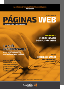 traducción páginas web