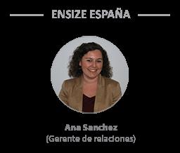 Ana Sánchez traducciones Ensize