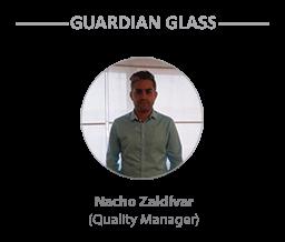 nacho zaldivar quality manager traducciones tecnicas guardian glass