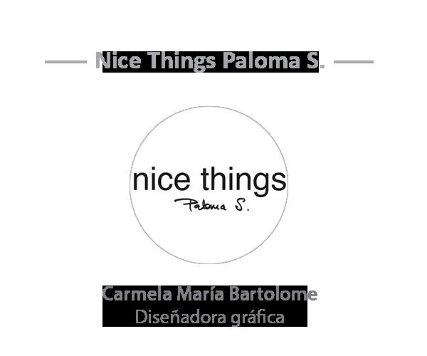 traducciones para Nice Things