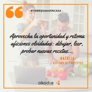 , Los mejores consejos de Okodia para superar la crisis del COVID-19