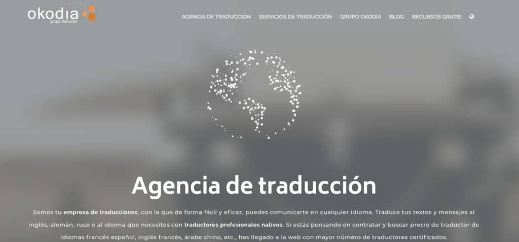 okodia agencia de traduccion