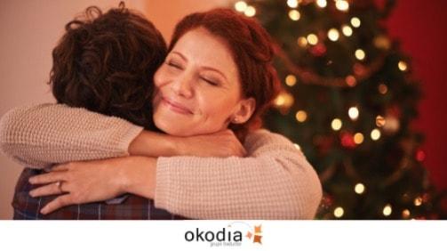 Los mejores deseos de Okodia para acabar bien 2020 y para recibir con fuerzas 2021