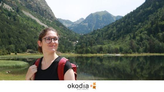 «Tras un megaproyecto en el que hemos trabajado, tengo ganas de aprender checo, serbio o croata»