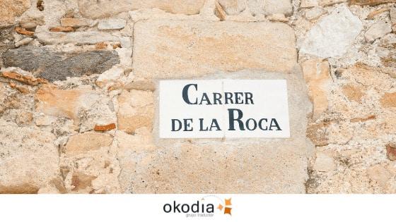 Los nombres más curiosos de las calles españolas